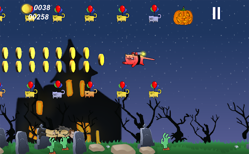Halloween Fun Race- screenshot thumbnail