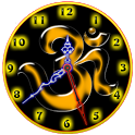 Om Shiva Clock icon