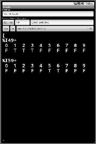 GE plc Reader- screenshot