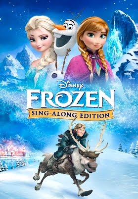 Frozen sing along edition movies tv on google play for 1234 get on the dance floor lyrics