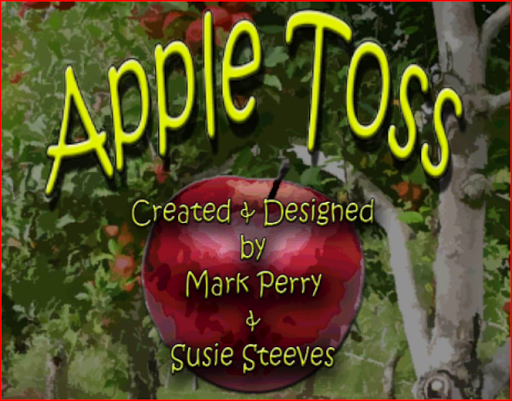 Apple Toss