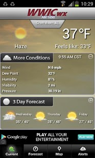 WWIC Weather- screenshot thumbnail