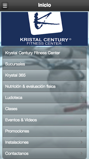 Kristal Century Fitness Center