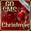 Christmas theme GO SMS Pro icon