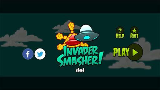 Invader Smasher