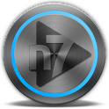 n7player Skin - blue brush icon