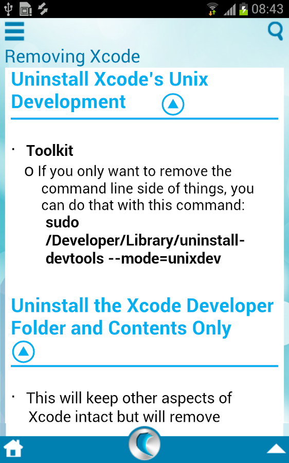 Learn Xcode 101 by WAGmob - screenshot