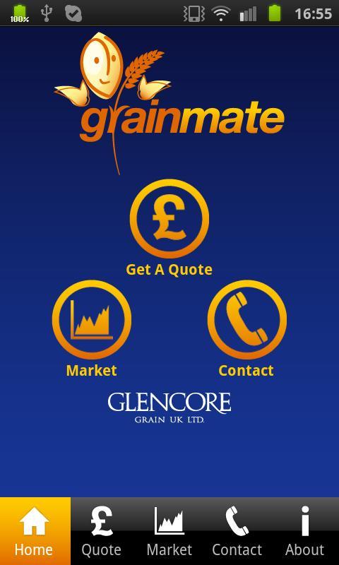 Grainmate- screenshot