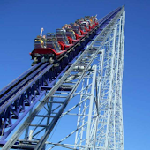 Top RollerCoasters N.America 2