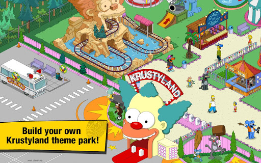 ���� The Simpsons: Tapped Out v4.12.5 (Unlimited Money/Donuts/XP) ������� ���������