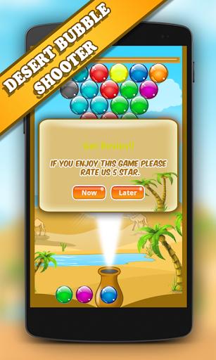 Desert Bubble ShootUp Free 1.0 screenshots 7