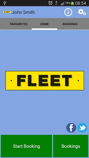 FLEET CARS MINICABS