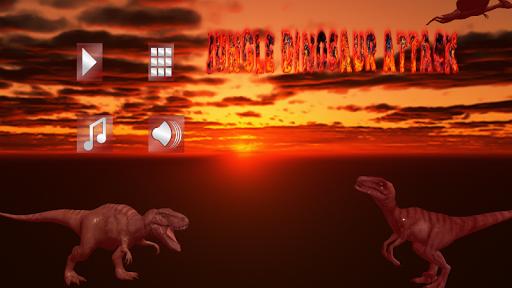 Jungle Dinosaur Attack 3D