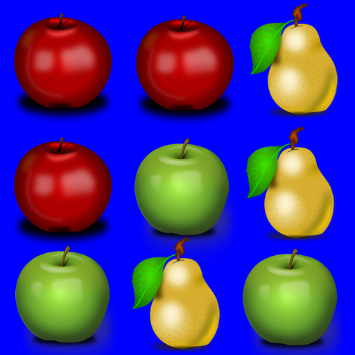 Fruit Match Game LOGO-APP點子