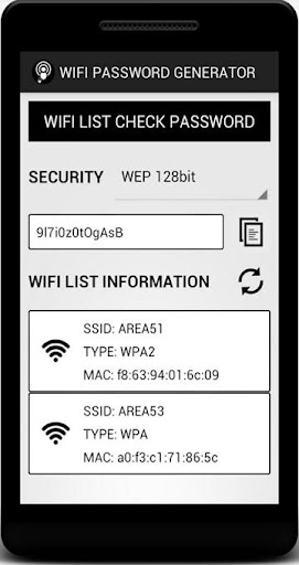 Wifi Password Hack App