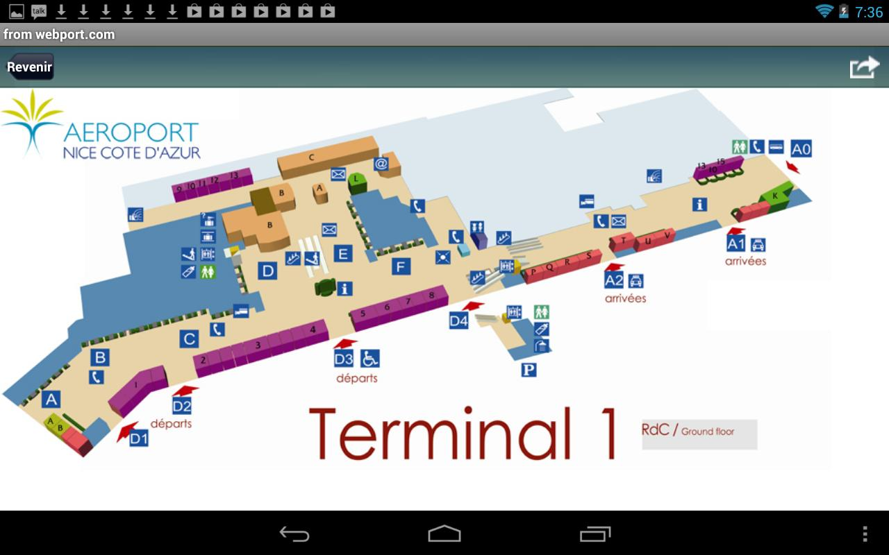 Nice Airport Nce Flight Tracker Android Apps On Google