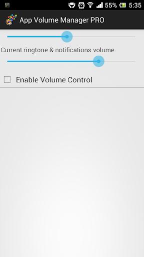 App Volume Manager