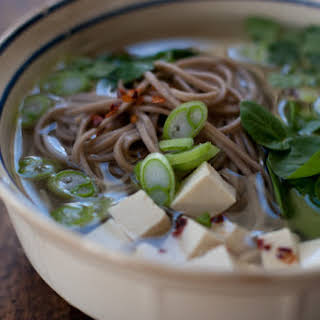 White Miso Soup Recipes.