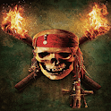 Pirate Skull Live Wallpaper logo