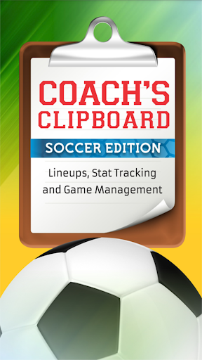 Coach's Clipboard: Soccer Free