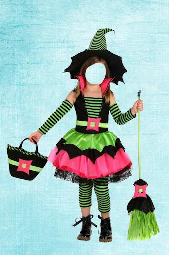 Crazy Dress of Kids Photo Suit