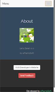 Lets Zakat Screenshot 3
