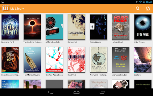 Free Books & Stories - Wattpad    Varies with device   screenshot