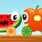 Toddler Cars – Fruit fight