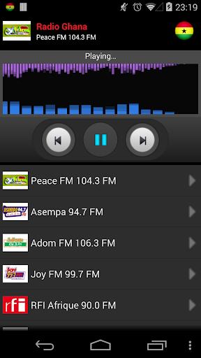 RADIO GHANA