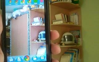Screenshot of FunCam
