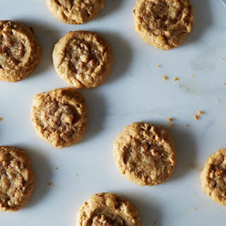 PB & C (Peanut Butter and Cheese) Cookies