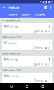 Trackthisforme - screenshot thumbnail