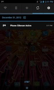Phone Silencer - screenshot thumbnail