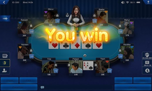 Shahi India Poker - screenshot thumbnail
