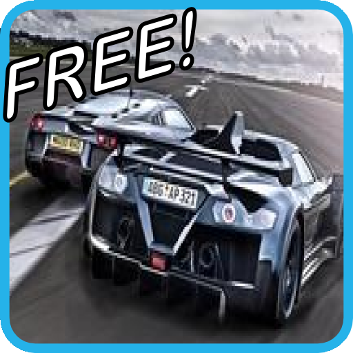 赛车游戏のSupercar Sprint LOGO-HotApp4Game