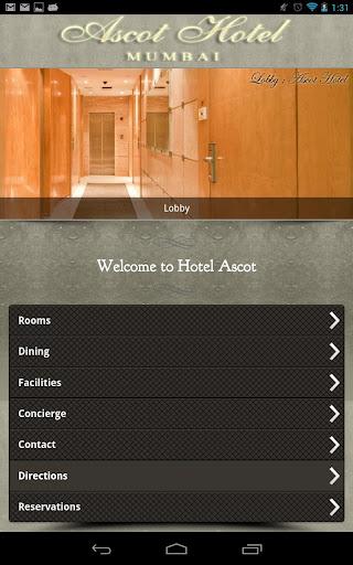 Ascot Hotel Colaba Mumbai