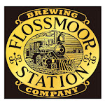 Logo for Flossmoor Station Brewery