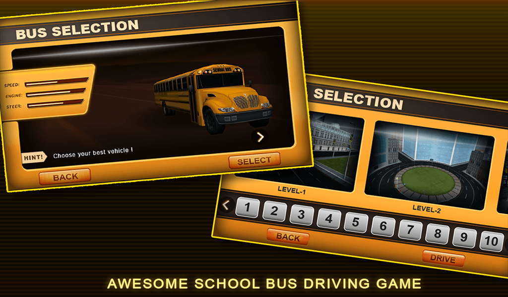 descripci  243 n school bus juego simulador 3d conductor es definitiva    School Bus Conductor