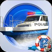 Boat Parking Police 3D