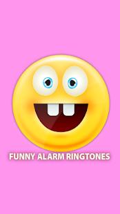 Funny Alarm Ringtones - screenshot thumbnail