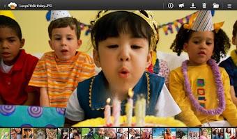 Screenshot of AT&T Locker