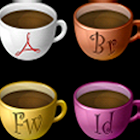 Jewelry game Coffee icon