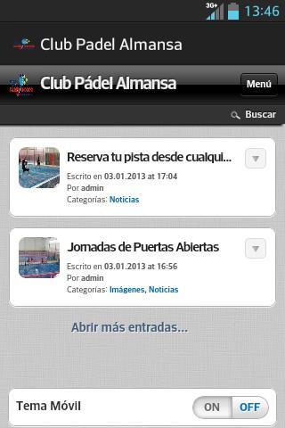 Club Padel Almansa