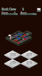 Labyrinth of Red and Blue
