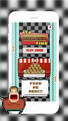 Diner Dash Burger Eater
