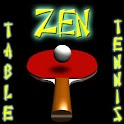Zen Table Tennis logo