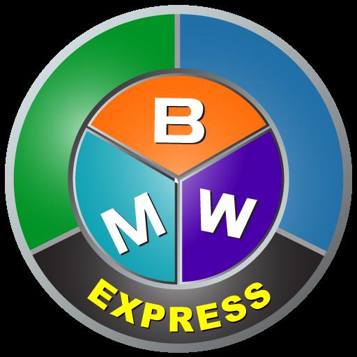 BMW EXPRESS LOGO-APP點子