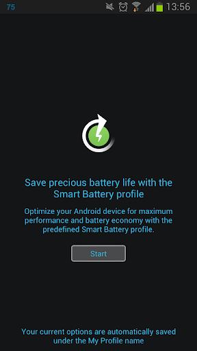 Smart Battery Saver