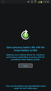 Smart Battery Saver- screenshot thumbnail