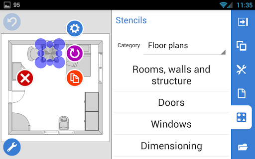 Grapholite Floor Plans for PC
